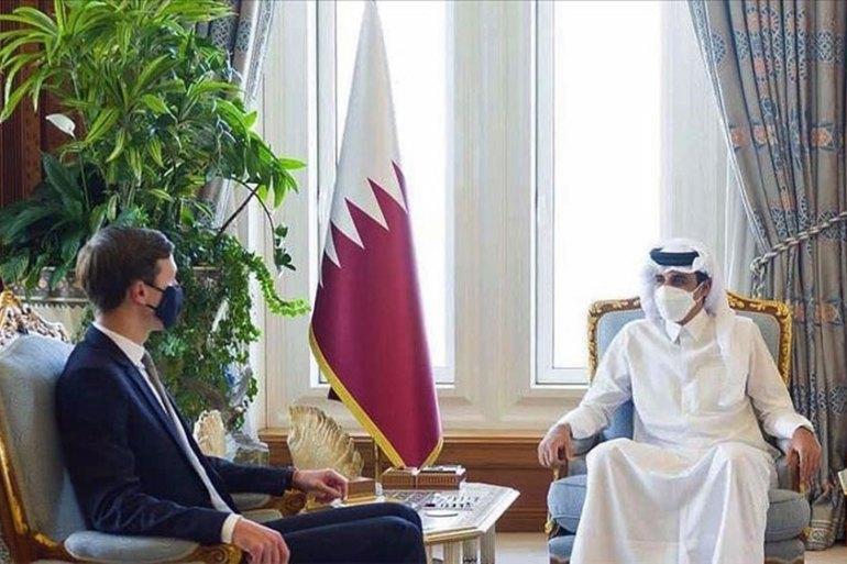 Saudi Arabia, Qatar near agreement in Gulf crisis