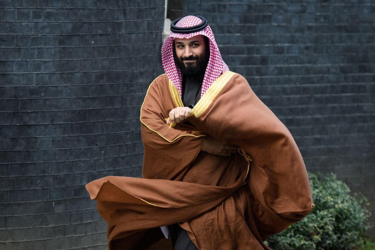 Saudi crown prince targets Hamas