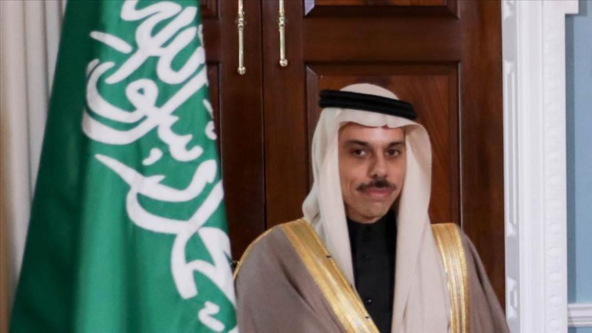Saudi FM says relations with Turkey good and amicable