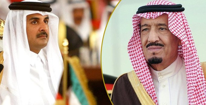 Saudi king extends invitation to Qatari emir to attend GCC summit
