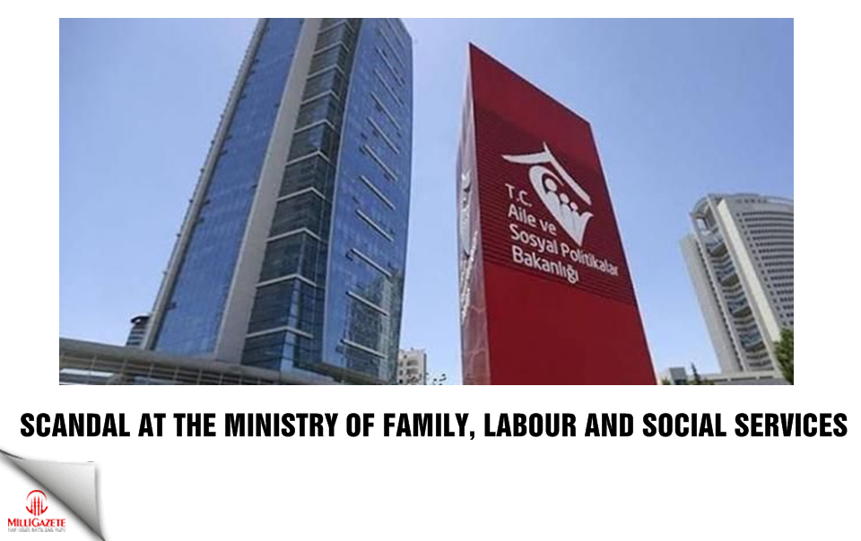 Scandal at the Ministry of Family, Labor and Social Services
