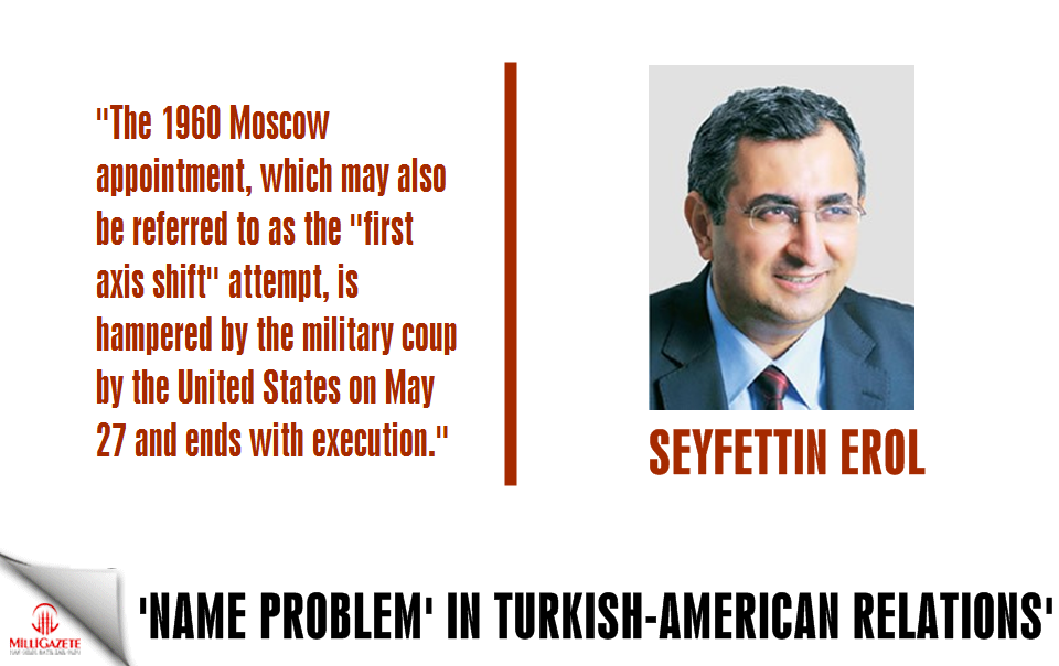 "Seyfettin Erol: ""Name Problem"" in Turkish-American Relations..."""