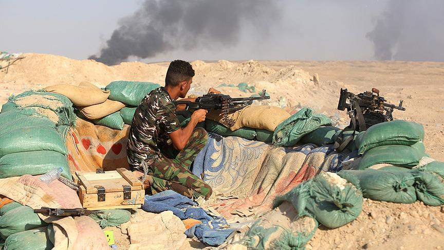 Shia militia takes Tal Afar Airport from Daesh