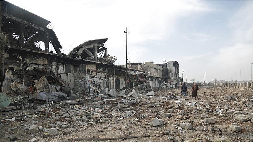 Shia militiamen killed in Daesh attack in Mosul