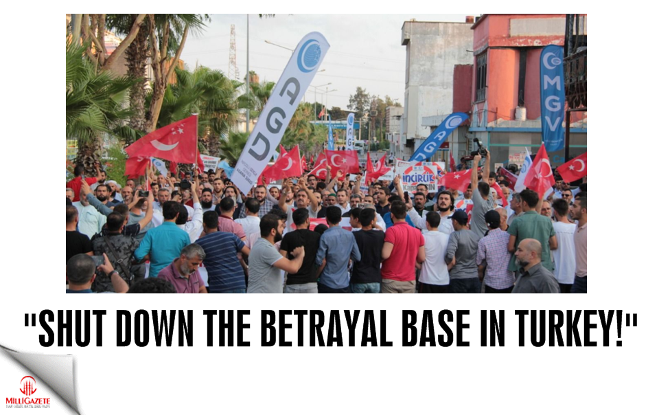 """Shut down the betrayal base!"""