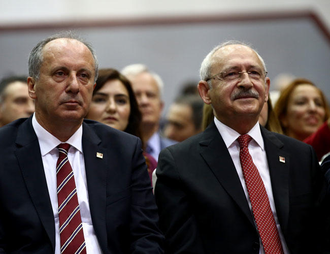 Snap convention crisis in Turkey's opposition party CHP