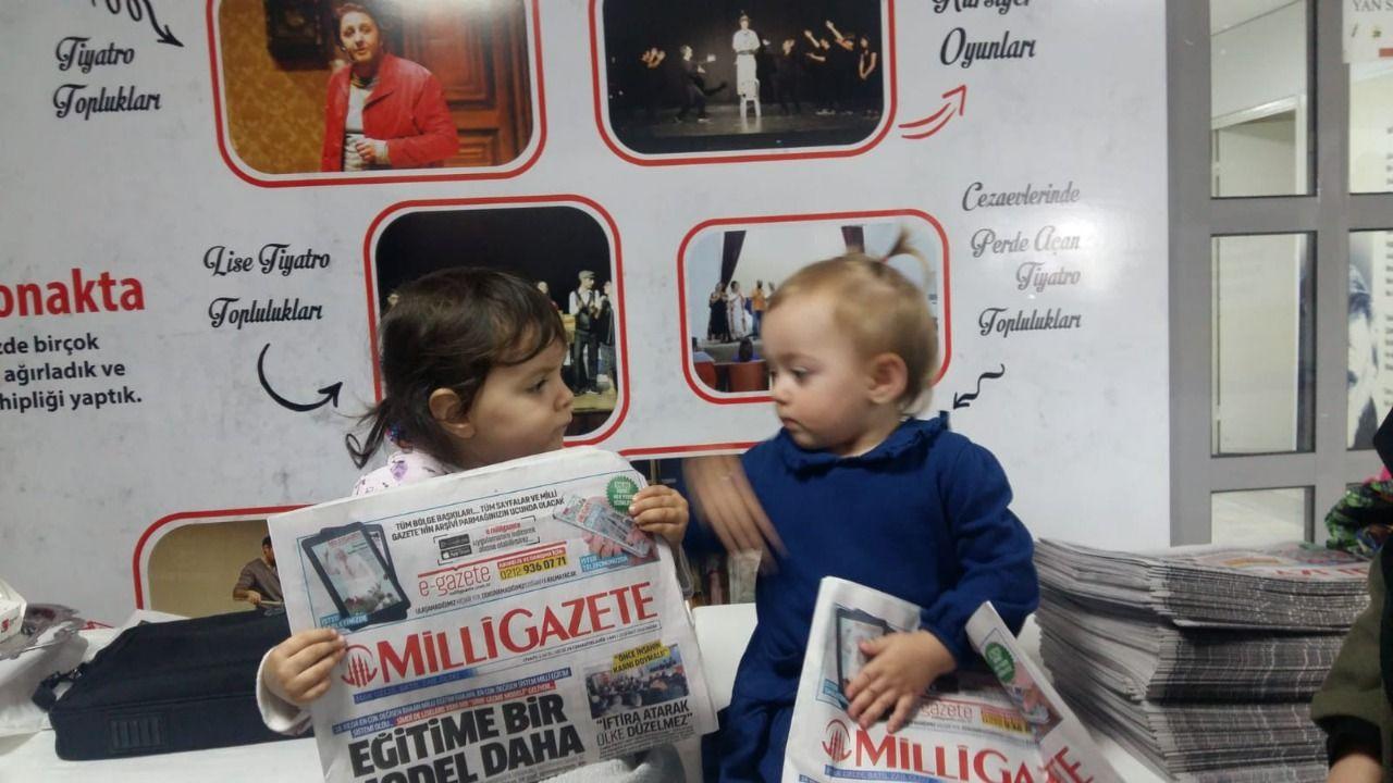 "Social media agenda: ""Milli Gazete is 49 years old"""