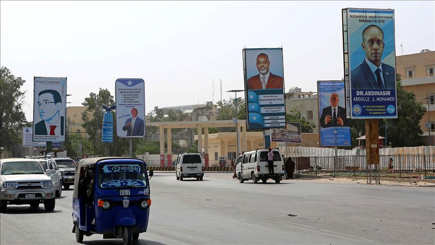Somali MPs gather to elect new president