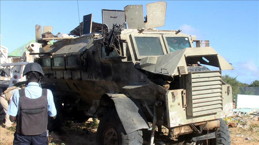 Somalia: 9 killed in collision with AMISOM convoy