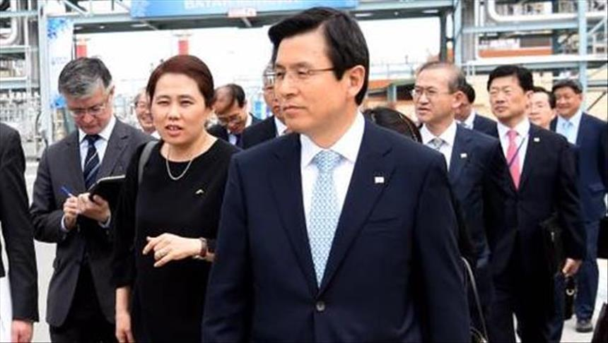 South Korean leader wants North Korea to pay for 'terrorism'