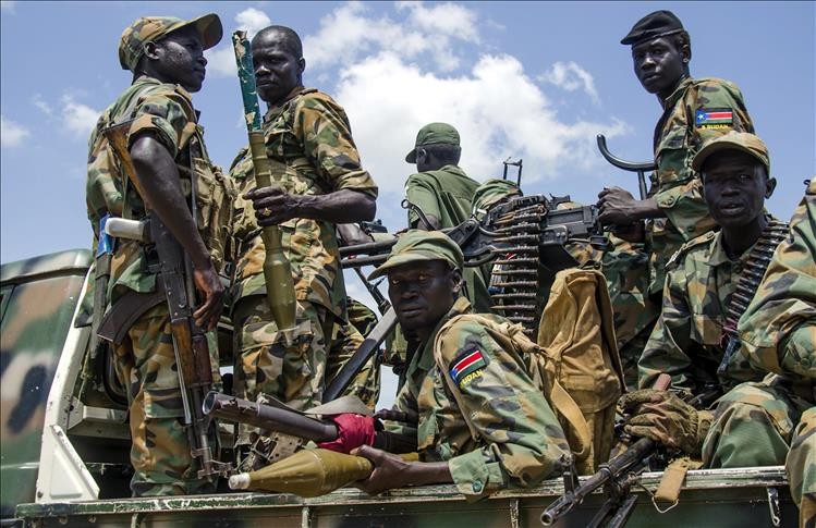 South Sudan says rebels violated ceasefire
