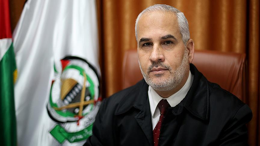 Statement by Fawzi Barhoum on Chadi President's visit to Israeli occupation