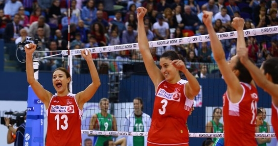 Sultans of the Net claim EuroVolley bronze medal