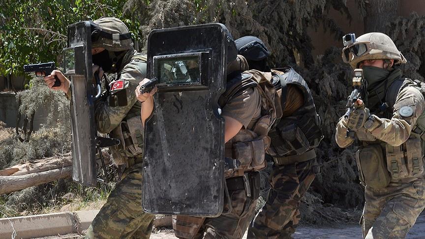 Suspected PKK terrorist killed in Turkey's Mardin