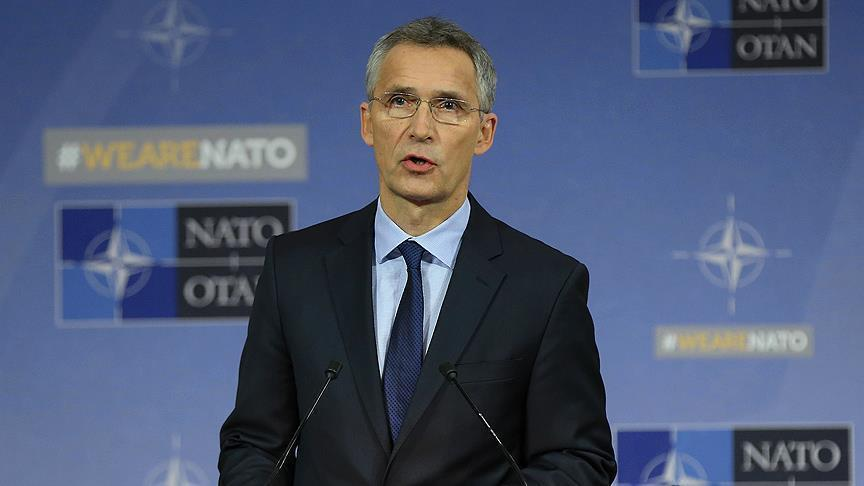 Syria: NATO chief says Turkey has right to self-defense