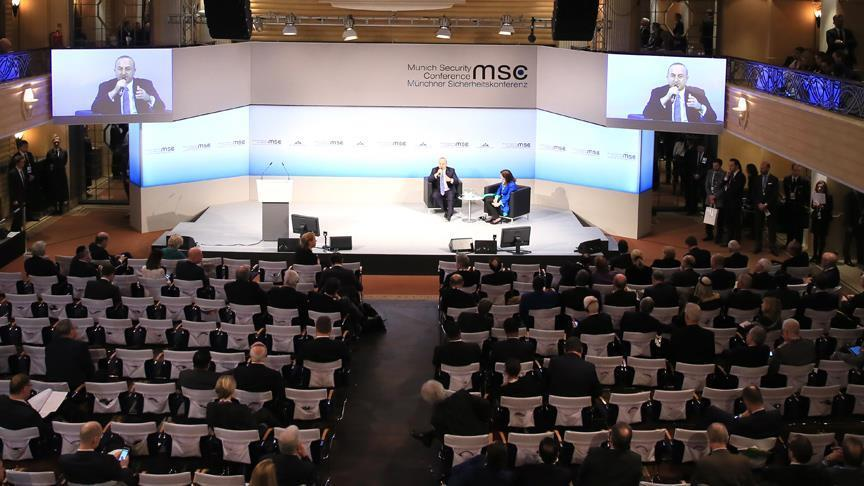 Syria tops agenda of Munich Security Conference