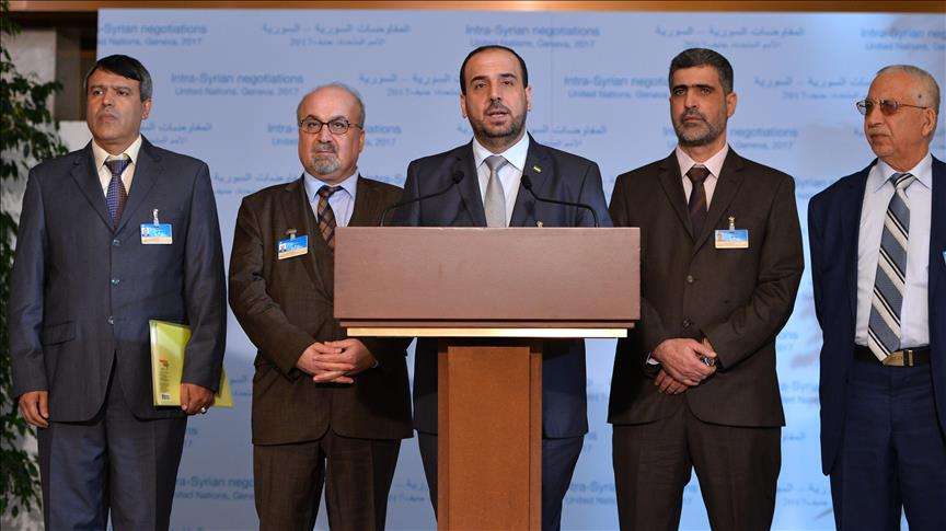 Syrian opposition: 'Assad regime working with Daesh'