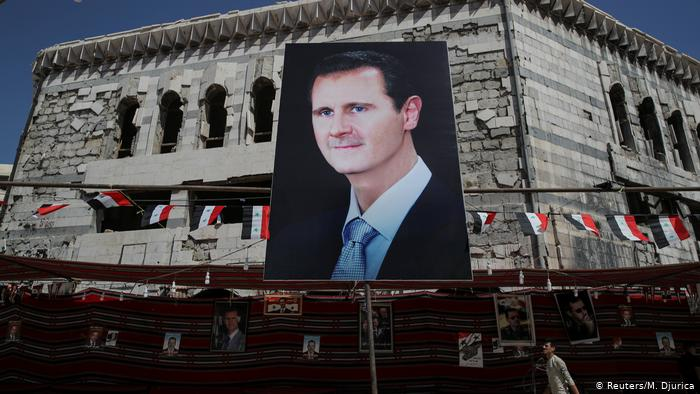 Syrian regime to hold presidential elections on May 26