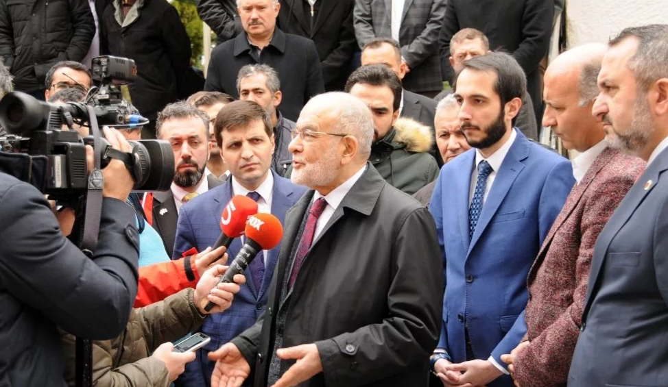 "Temel Karamollaoglu answered about the claims:  ""They are concerned"""
