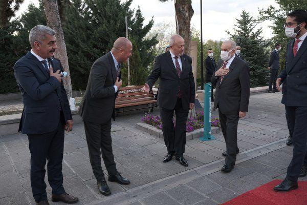 Temel Karamollaoğlu attends Ankara Chamber of Industry Representatives Reception