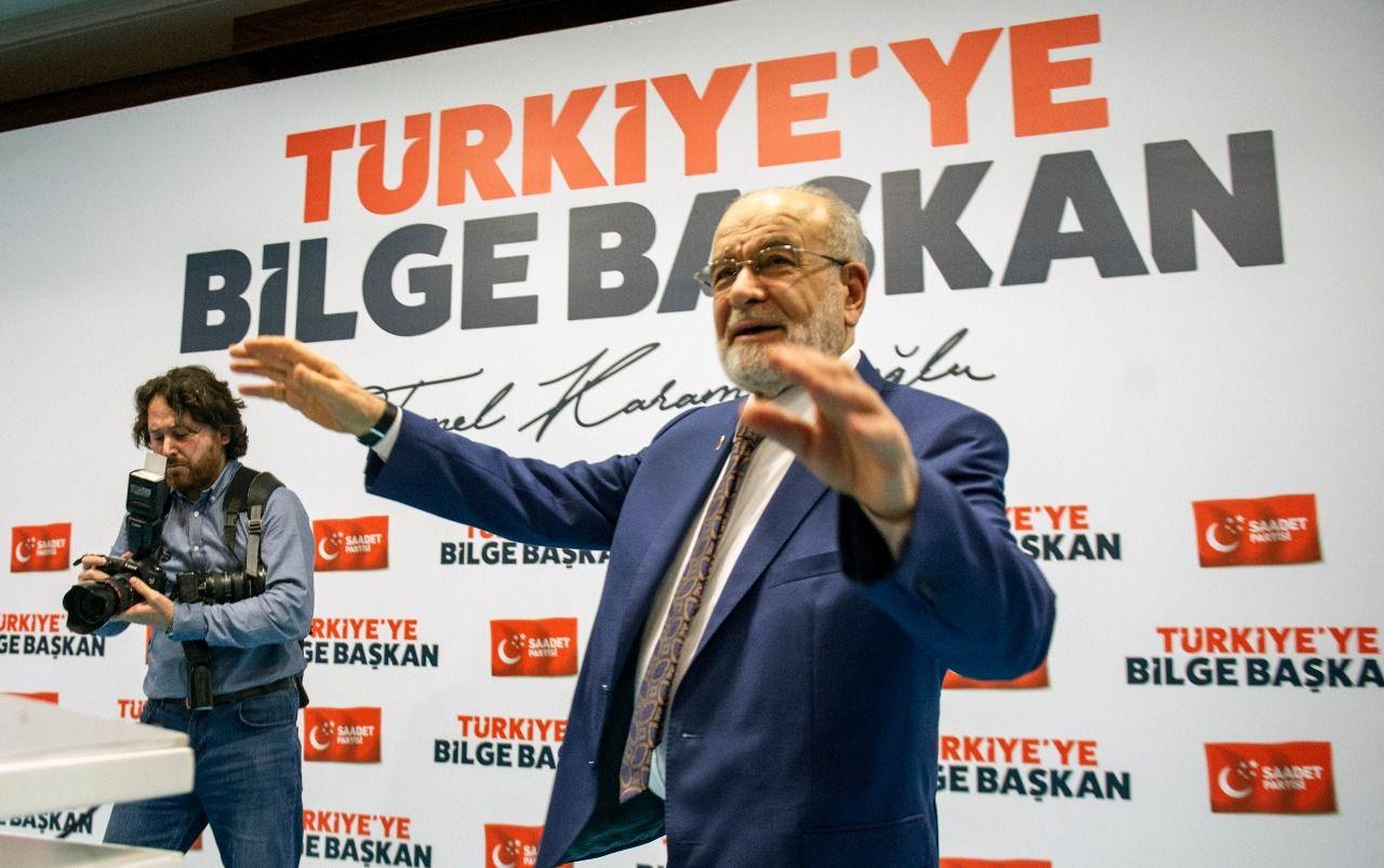 Temel Karamollaoğlu collects 100 thousand signatures!