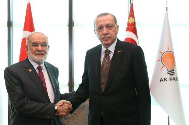Temel Karamollaoğlu congratulated Erdogan over phone call