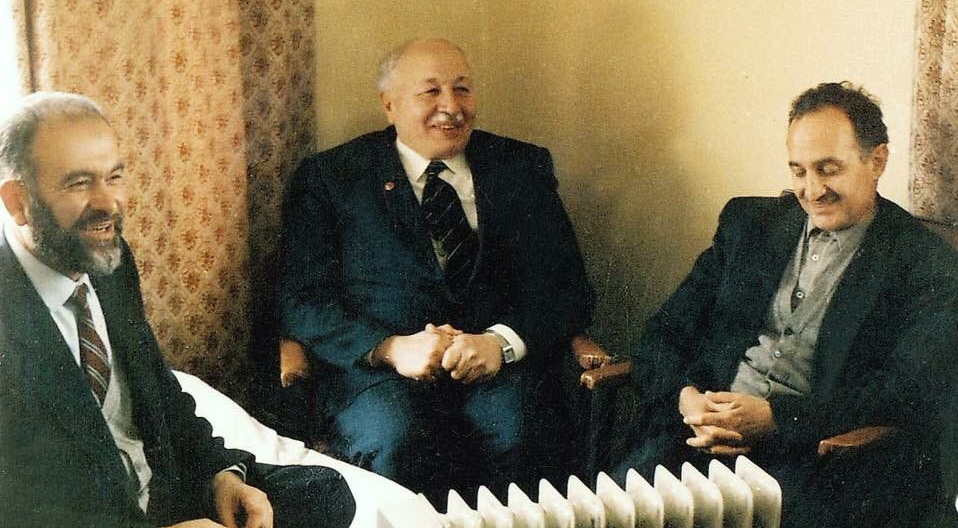Temel Karamollaoglu issues a commemoration message for Erbakan Hodja