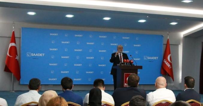 Temel Karamollaoğlu: Peace ends the refugee problem