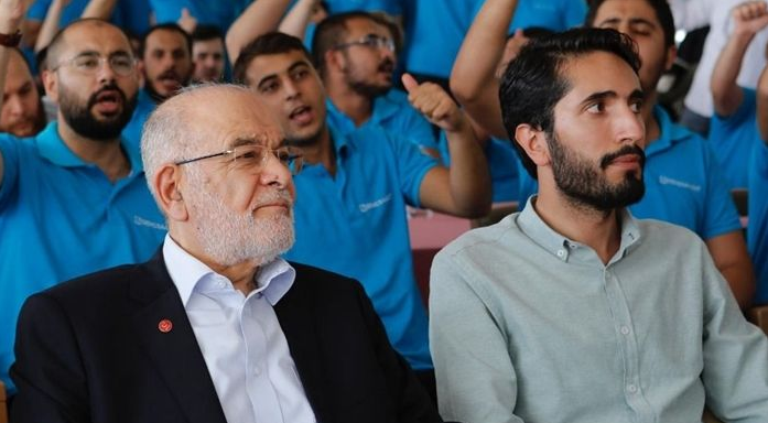 Temel Karamollaoğlu: There is no peace without justice