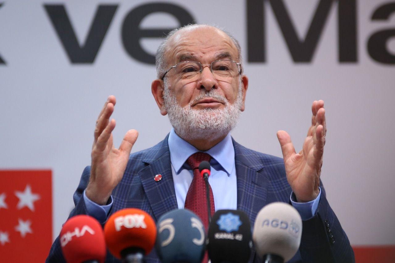 Temel Karamollaoğlu: Waste must be stopped!