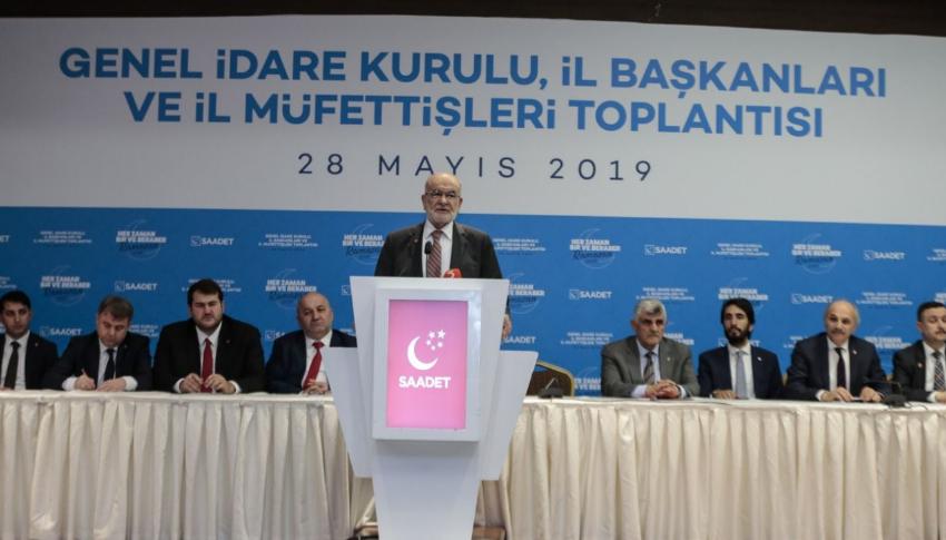 Temel Karamollaoğlu: We are ready to embrace everyone