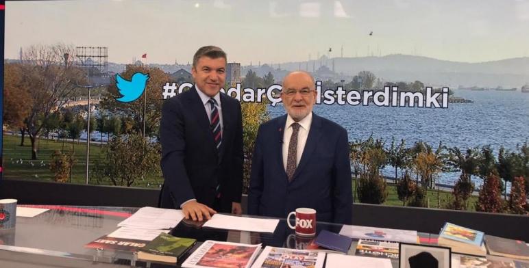 Temel Karamollaoğlu: We need brotherhood, justice and production