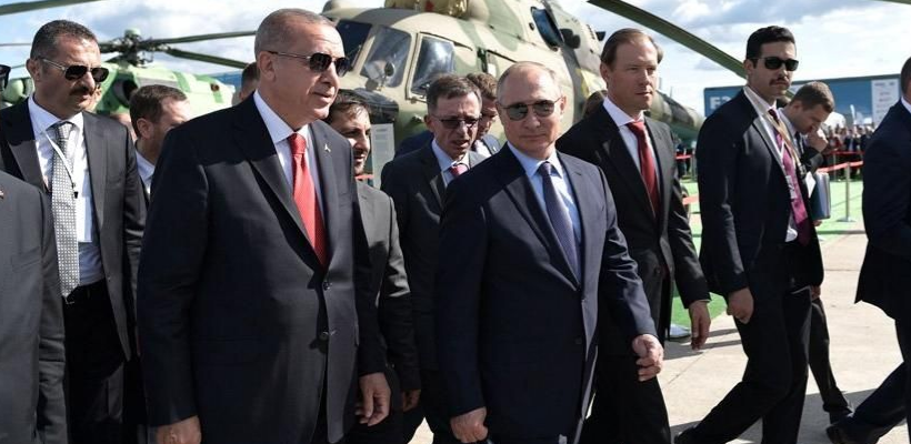 Tension between Russia and Turkey! The US satisfied!