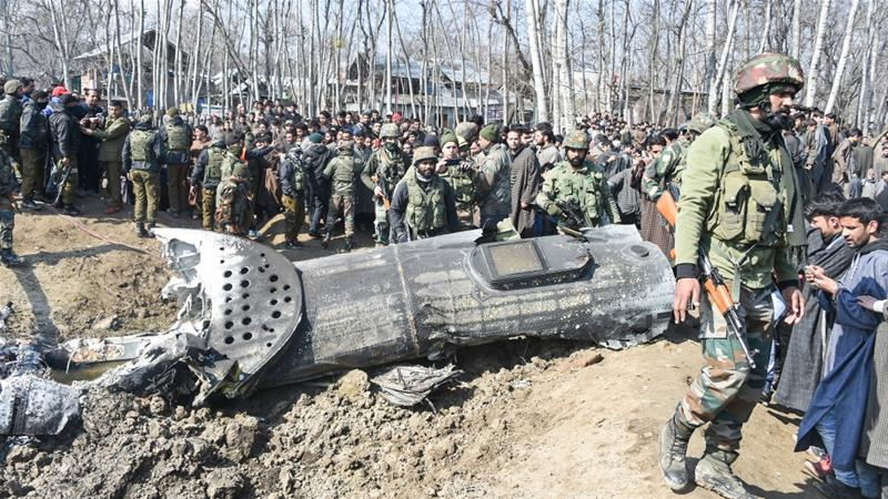 Tensions rising: Pakistan shoots down two Indian fighter jets