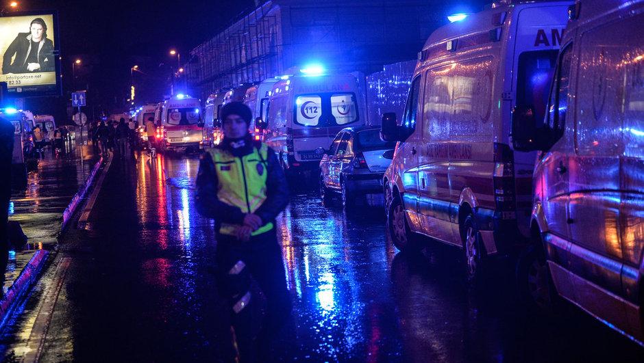Terror attack kills 39 at Istanbul nightclub