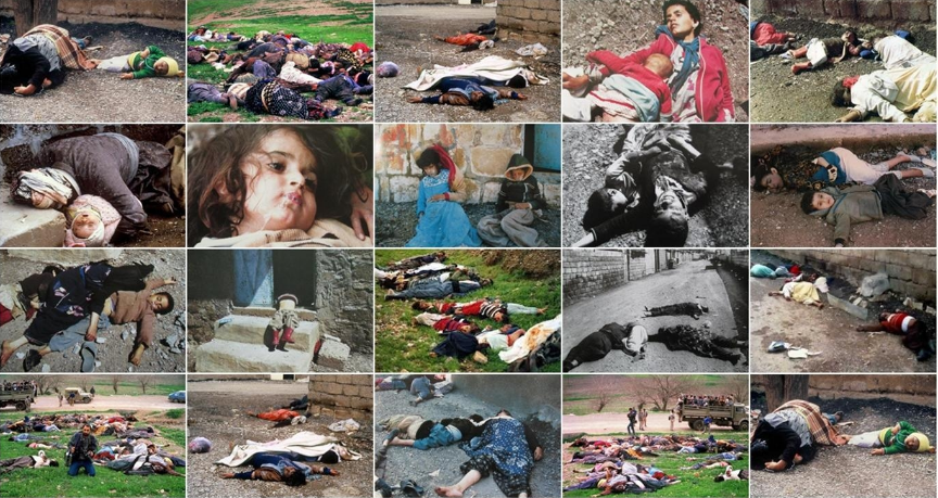 The 31st anniversary of the Halabja massacre, a black stain of humanity