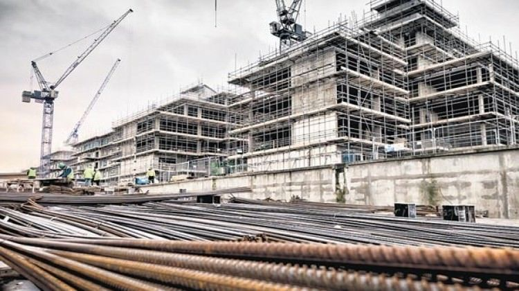 The construction industry alarming in Turkey