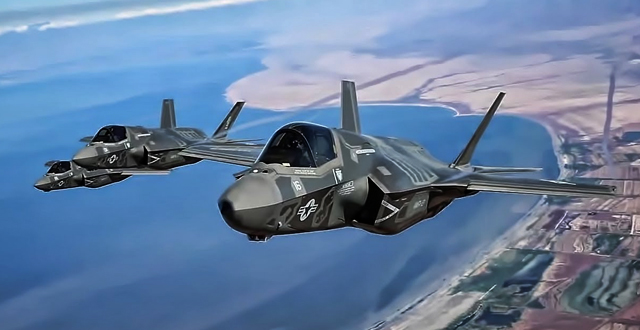 The control of the F-35 in the hands of Israel