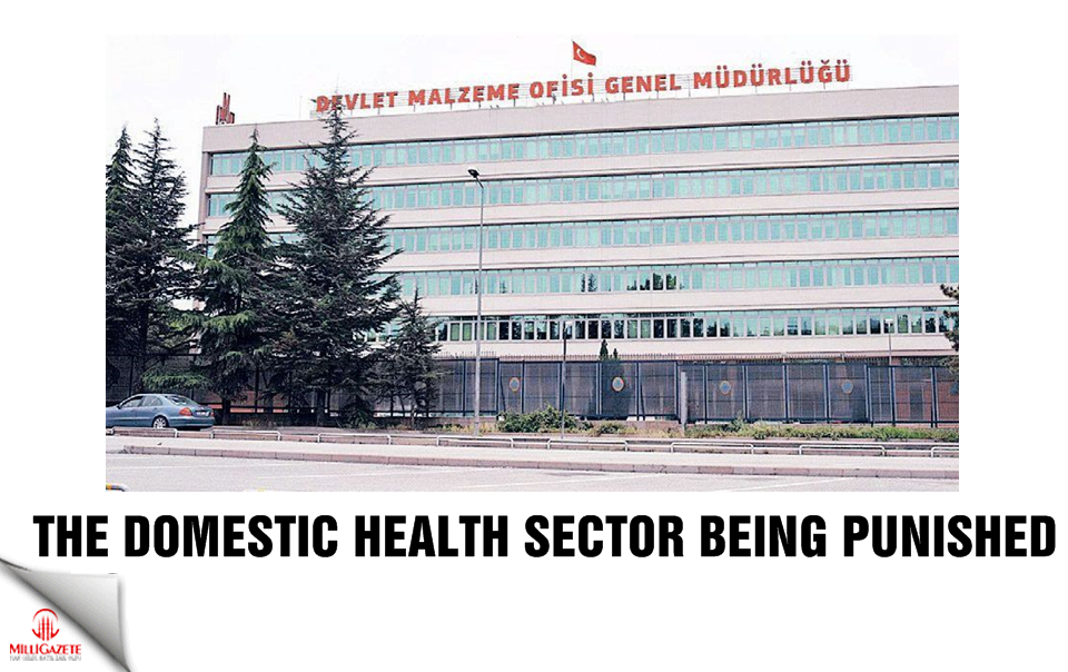 The domestic health sector being punished in Turkey