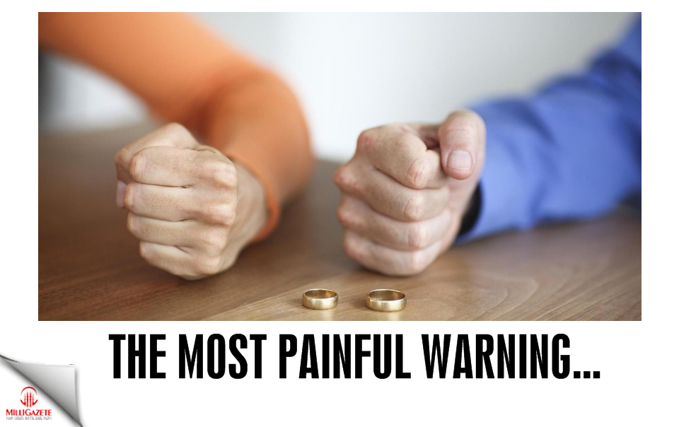 The most painful warning