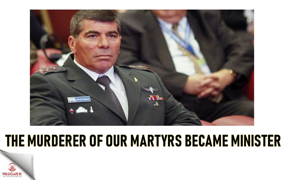 The murderer of our martyrs became minister