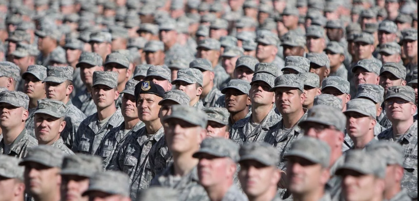 The new excuse Iranian threat, 120,000 American troops to the Middle East!