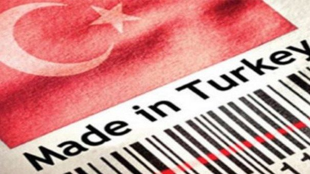 The new logo for Made in Turkey products!