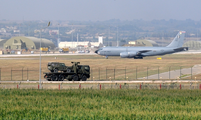 The protector of Sevres: Incirlik