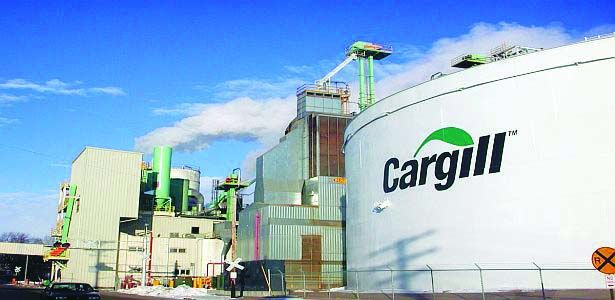 The report as poison was softened for Cargill
