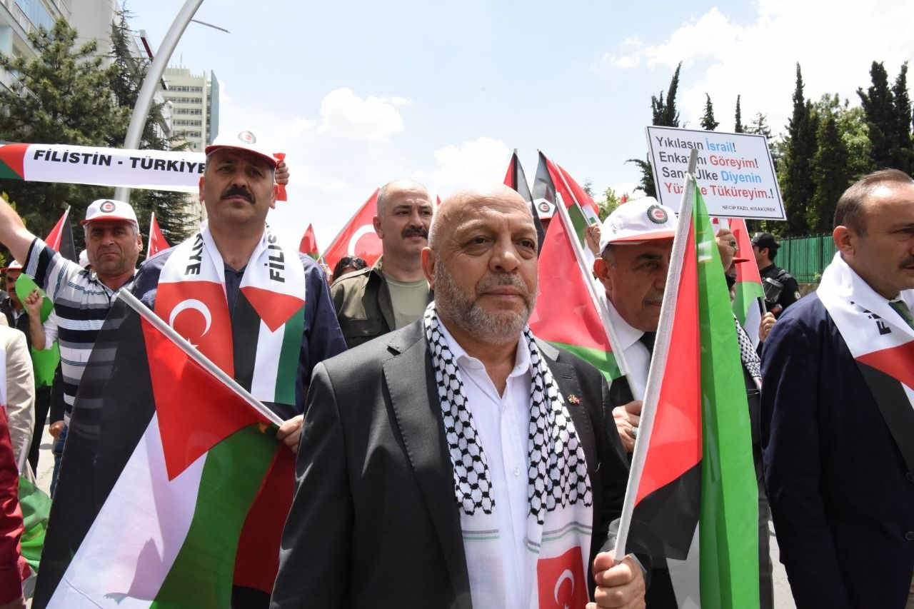 The right to life of Palestinians is being usurped