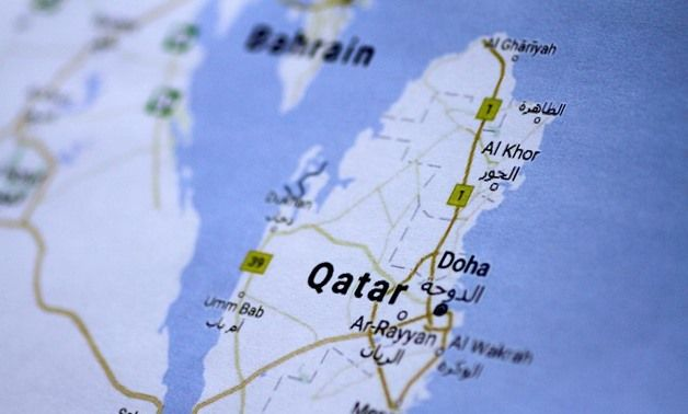 The Saudis will separate Qatar from the mainland