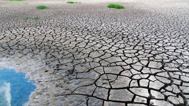 The situation of water resources in the world frightens