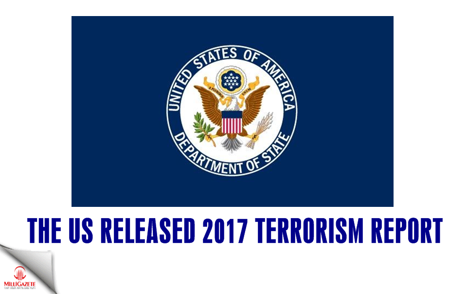 The US released 2017 terrorism report