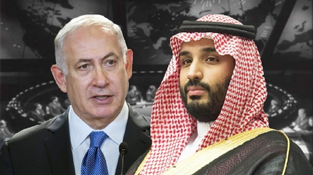 The Zionist media announced: Netanyahu, Muhammad bin Selman met secretly